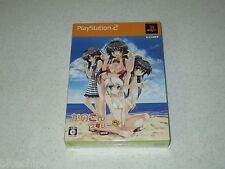 Kanokon Esuii Limited Edition Sony PS2 Japan Import FREE SHIPPING