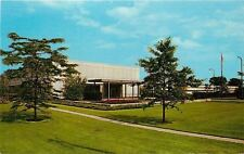 Morton Grove Illinois~Avon Cosmetic Laboratories~Factory~1961 Postcard