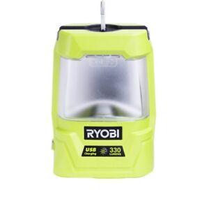 Ryobi One+ 18V LED Area Light With USB Port