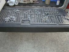 New Listinglot Of 80 Assorted Pegboard Hooks And Pieces Some New Some Used