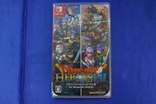 Nintendo Switch Dragon Quest Heroes I II DQ Japan F/S USED Very Good
