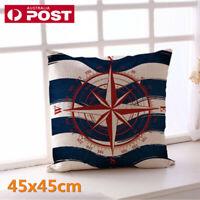 Fashion Printing Throw Pillow Cases Cafe Sofa Cushion Cover Home Decor US