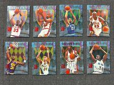 1995-96 Fleer Ultra Basketball Scoring Kings, Michael Jordan #4, Complete Set