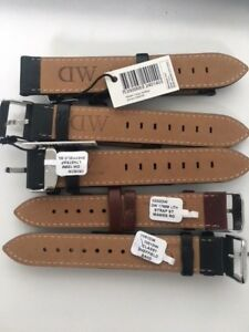 Watch Bands for DW Watches Genuine Leather RRP $79.95