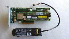 HP Smart Array P400 SAS RAID Card 512MB Cache + Battery Backup 504022-001 Lowpro