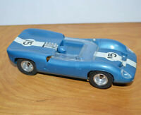 Vintage K&B LOLA T-70 SLOT CAR 1/24 Scale Nice Condition 1965