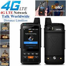 Unlocked 4G Android Rugged Waterproof Smartphone PTT Walkie Talkie Cell Phone