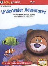 Baby Genius - Underwater Adventures (DVD, 2004)
