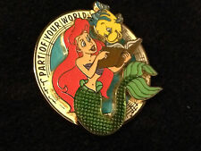Disney Magical Musical Moments Part of Your World Ariel Little Mermaid Pin