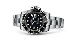 Runde Rolex Armbanduhren