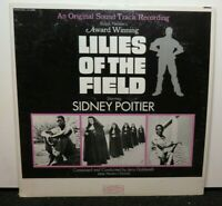 SIDNEY POITIER LILIES OF THE FIELD SOUNDTRACK (VG) LN-24094 LP VINYL RECORD