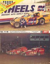 Dirt Trackin' Magazine Billy Decker & Jim Begolo Vol.11 No.6 1990 052118nonr