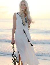 Viscose Long Sleeve Casual Dresses Zara for Women