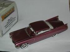 Brooklin Models 1:43 BRK.207 1960 Cadillac Series Sixty-two Coupe Siena Rose Met