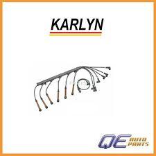 BMW E12 E23 E24 2800 3.0Si 530i Spark Plug Wire Set 12121705716 Karlyn-Sti