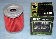 Filtre huile Hiflofiltro Hf132 Suzuki Lt230 GEF Geg 1985 1987