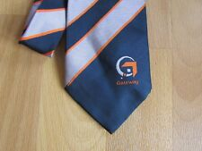 GATEWAY Staff / Company Issue Tie by Ruffle & Newcomb