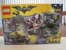 2017 LEGO #70915 THE BATMAN MOVIE TWO-FACE DOUBLE DEMOLITION--NEW-FACTORY SEALED