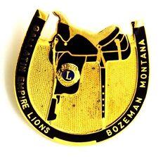 Pin Spilla Lions International Bozeman Montana Gallatin Empire Lions (Q.M.D. Int