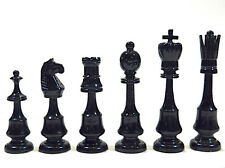 Vintage Wood Chess Set Chinese