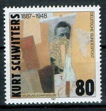 Federal Minr 1326 100. Anniversary Kurt Schwitters Mint
