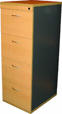 4 Draw Filing Cabinet with lock home office furniture