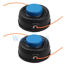 2x Auto Feed T35 Tap Head Trimmer For Husqvarna 531300194 345FX 343R 345RX 323L