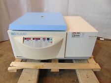 Thermo Iec Multi Rf Centrifuge With 8 Slot Rotor Thermo Electron8850 24 04 S5046