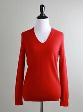TALBOTS $129 Soft Knit 100% Pure Cashmere Pullover Sweater Top Size Small Petite