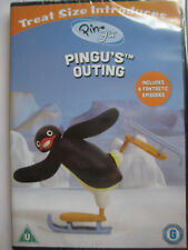 Pingu's Outing (DVD, 2013) 6 Episodes NEW SEALED Region 2 PAL
