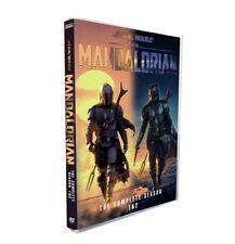 Star Wars: The Mandalorian: Complete Series 1-2 Dvd