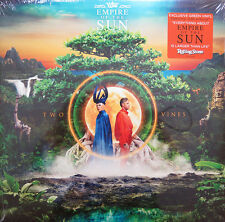 Empire of The Sun Two Vines Green Vinyl LP + Signed Art Print OOP