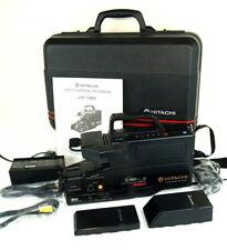 Film Cinema Video Camera Recorder  TV HITACHI VM  1280E Full set  Japan