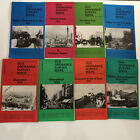 Old ordnance survey maps West End Shoreditch Pimlico Charing Cross 1871 1893