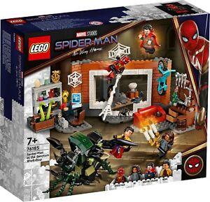 LEGO Spider-Man at the Sanctum Workshop 76185