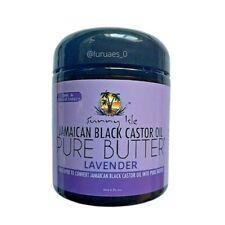 Sunny Isle Jamaican Black Castor Oil Pure Butter Lavender 4FLoz
