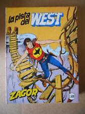 ZAGOR Zenith n°226 ed. Bonelli [G643] -  Buono
