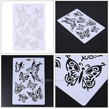 Butterfly Decorating Wedding Cake Mold Fondant Stencil Flower Cookie Mould