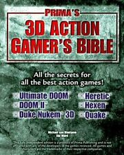 3D Action Gamer's Bible: Strategies, Secrets & Cheats for the Most Popular 3D Ac