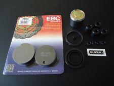 Suzuki Pinza De Freno Kit de la reconstrucción Pistón Sellos EBC Pastillas Decal/GT550 GT750 GT380