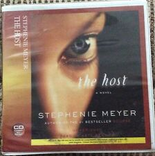 The Host by Stephenie Myers Audio cds