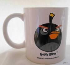 "Angry Birds Mug Black Bird 4"" Cranky"
