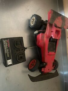vintage rc radio shack golden arrow parts/repair No Reserve READ DES Relisted