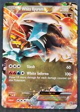 Pokemon White Kyurem 96/135 Plasma Storm Mint/Near-Mint