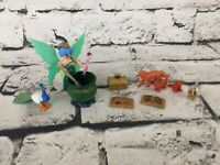 Playmobil #9132 Magical Fairy Forest Pieces Cauldron Treasure Fox Book