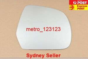 RIGHT DRIVER SIDE MIRROR GLASS FOR NISSAN MICRA K13 2011-2019