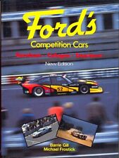 Ford Competition Cars - Anglia Lotus Cortina Escort GT40 Formula Ford