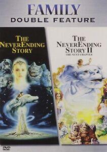 The Neverending Story + The Neverending Story II 1 + 2 The Final Chapter DVD