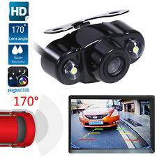 Universal HD Car Rear View Cam Night Vision Reverse Parking Backup Camera Kit