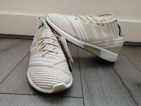 Adidas Beige Nemeziz Tango 17.1 Football Trainers UK Size 7
